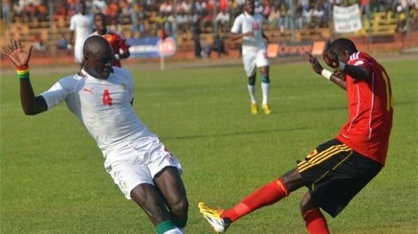 """Angola 1-1 Sénégal: Les """"Lions"""" tenus en échec par les """"Palancas Negras"""""""
