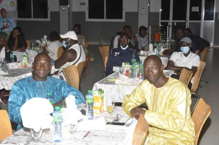 (PHOTOS)/Présidence de la FSF: Les présidents de club rallient à la cause de Mady Touré et approuvent sa candidature
