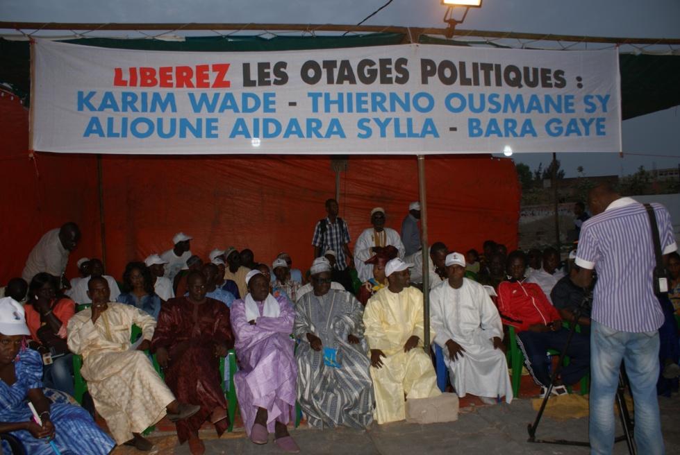 Meeting du Pds à Saint-Louis: Mayoro Faye en démonstration de force