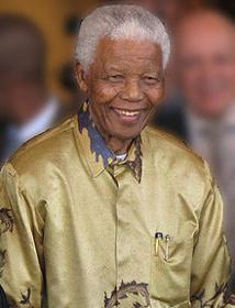 Nelson Mandela toujours dans un état grave