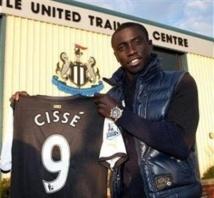 Papis Demba Cisse refuse de porter le nouveau maillot de Newcastle