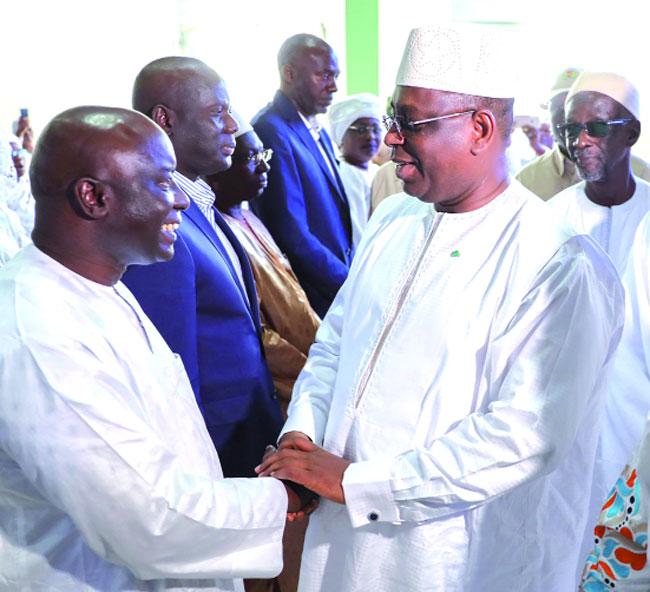 Alliance électorale Macky-Idy: Un front pour les bastions forts, le deal acté...