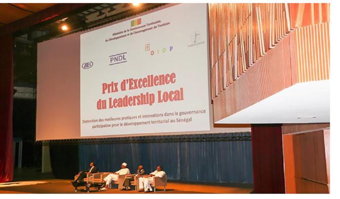 Prix d'excellence du leadership local: La 4e édition lancée ce 6 mai