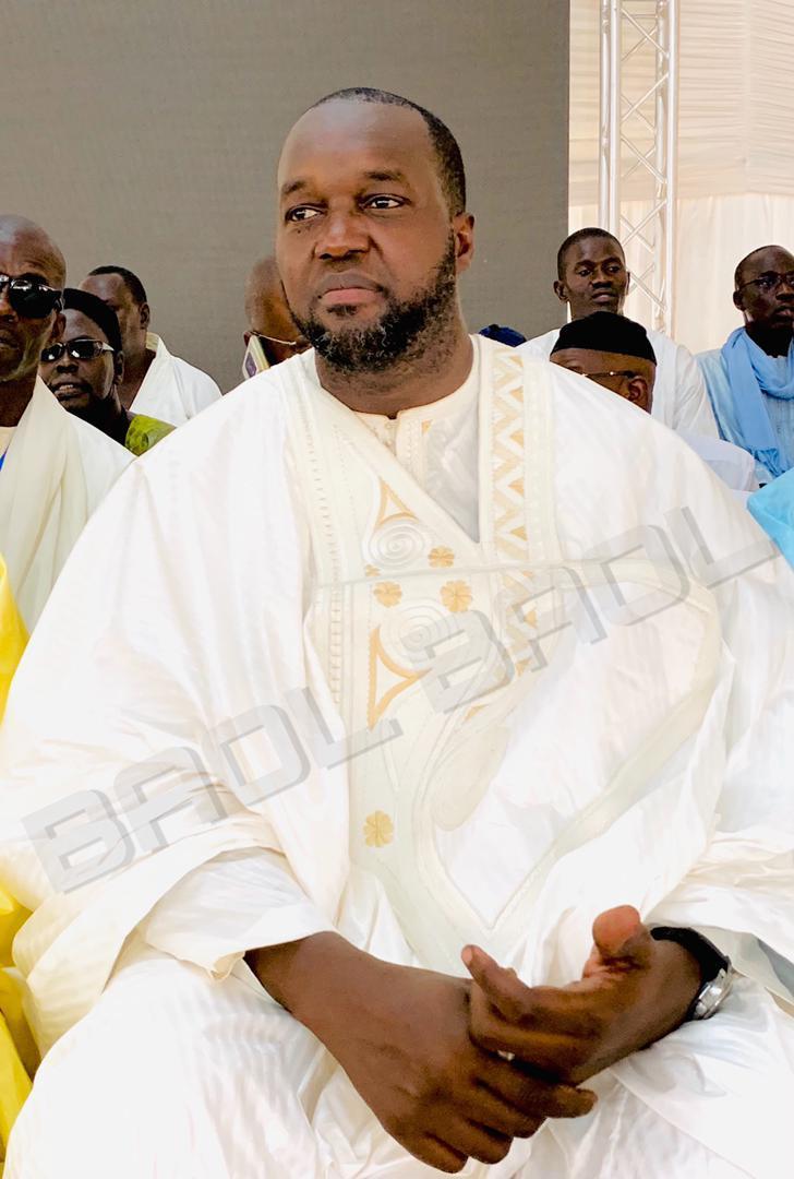 """Moustapha Guèye, DG CROUS UADB : """" Le président de la République mobilise tous les moyens d'action pour un Sénégal de paix, prospère et émergent """""""