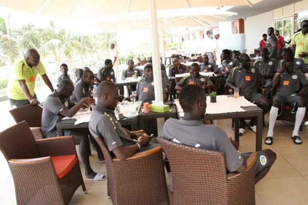 Libéria-Sénégal : Pas contents du report du match, les lions boycottent l'entrainement d'hier