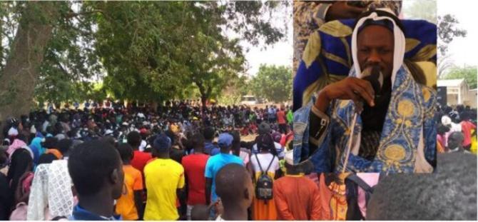 Diohine : Serigne Cheikh Ndigeul Sène quitte finalement le village