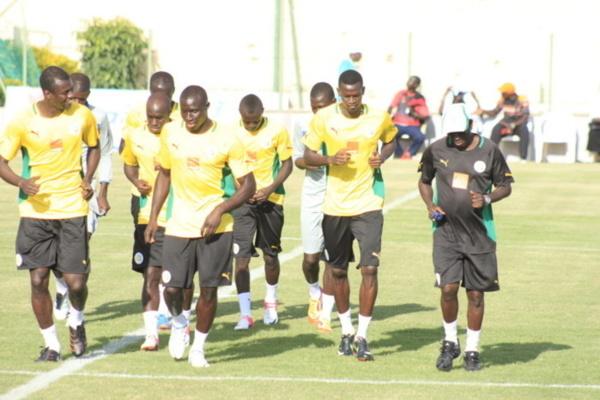En route pour Brésil 2014 : Les Lions reprennent le chemin des entraînements