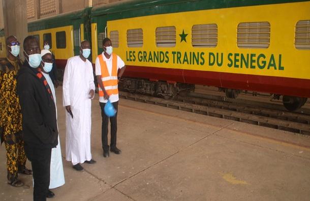 Touba / Relance du transport ferroviaire : Le projet des Grands trains du Sénégal présenté au Khalife général