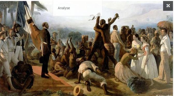 20 ans après la loi Taubira: une publication de nouvelles revisite l'histoire de l'esclavage et de la traite négrière
