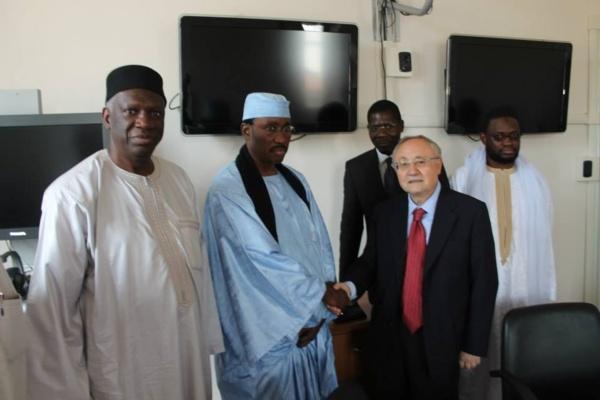 Italie : Le préfet de Bergamo salue le bon comportement des Sénégalais