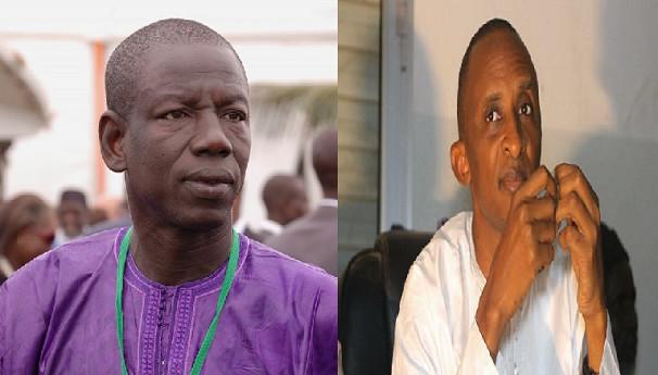 Guéguerre dans Bby pour les Locales: La bataille du Ndoucoumane sera âpre entre Abdoulaye Wilane et Abdoulaye Sow