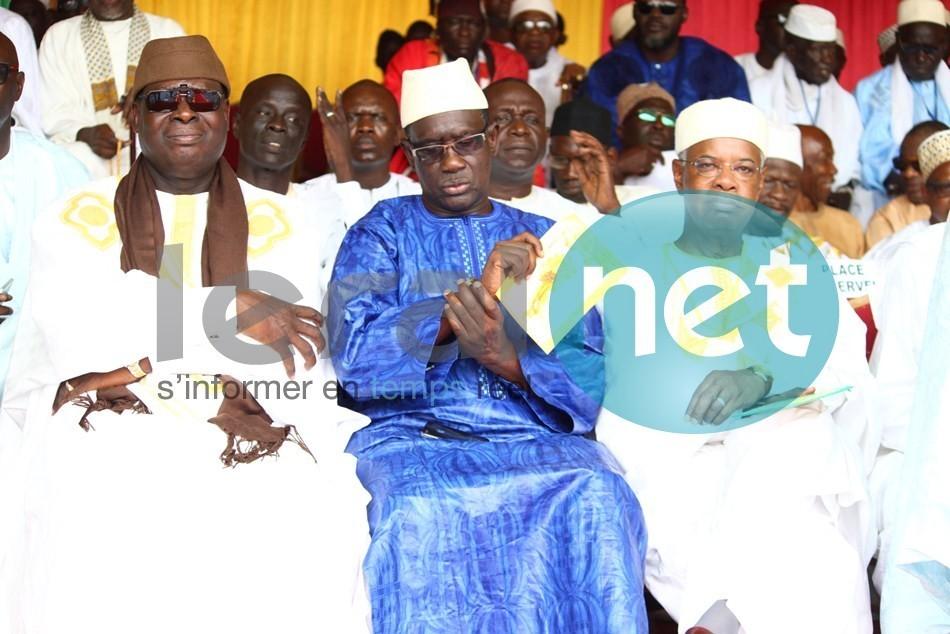 Intronisation de l'autre Grand Serigne de Dakar, Pape Ibrahima Diagne