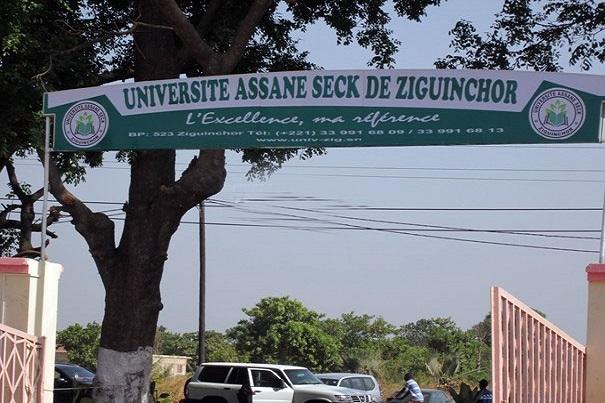 Université Assane Seck de Ziguinchor: Cheikh Omar Hanne encore sur le banc des accusés de l'Intersyndicale
