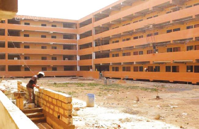 Infrastructures / Cheikh Oumar Hanne rassure: « Au plus tard, dans un an, les universités Amadou Makhtar Mbow et El Hadj Ibrahima Niasse seront livrées »