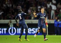 """Football : 5.000 euros d'amende pour Sakho et rappel à l'ordre pour """"Ibrahimovic"""""""