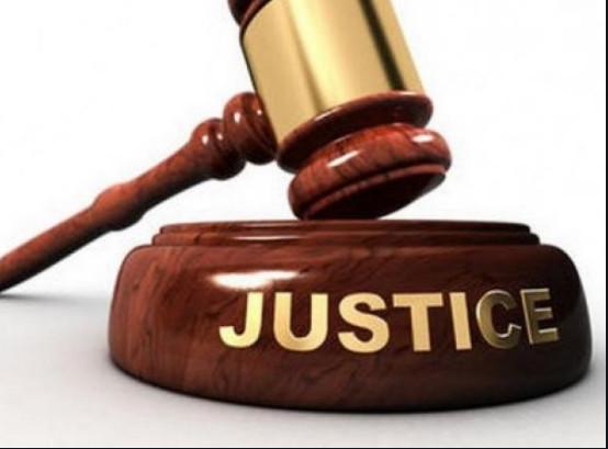 Arrêt de travail dans le secteur de la Justice
