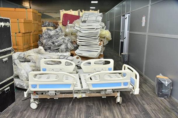 Fruit de la coopération américano-sénégalaise: Abdoulaye Diouf Sarr réceptionne un hôpital mobile