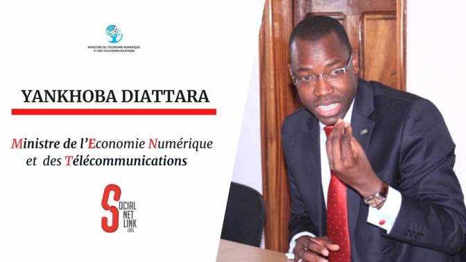 Yankhoba Diattara: « L'économie numérique constitue un facteur de croissance et de création d'emplois »