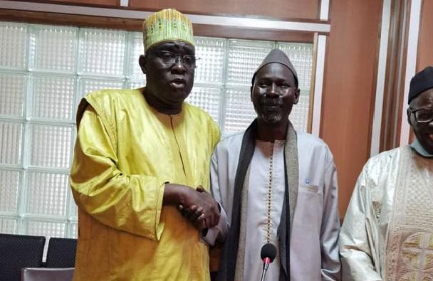 Calumet de la paix au Comité de la CONACOC: Fin de brouille entre Imam Oumar Diène et Bouchra Dièye
