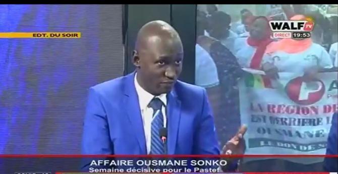"""Pour """"escroquerie et tentative de jeter le discrédit sur les institutions"""": Pape Ndiaye envoyé en prison"""