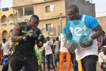 Pape Mbaye, coach de Modou Lô : « Tant que je serais à l'écurie Rock Energie… »