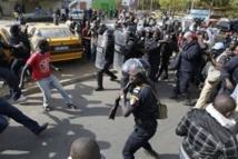 Opération de sécurisation à Gorée: Plusieurs blessés parmi les policiers
