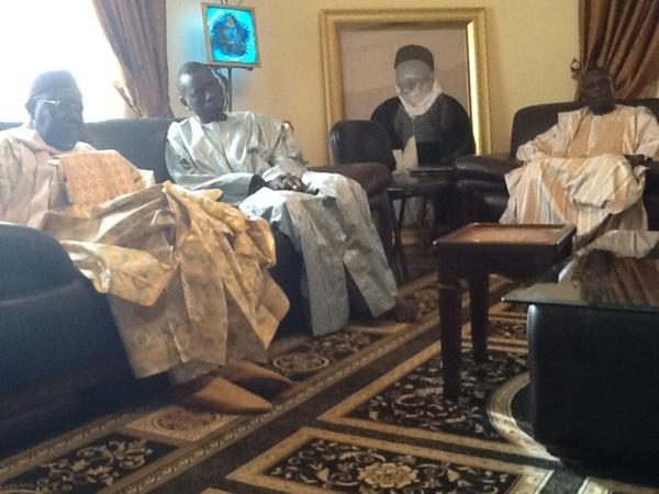 Fonds de solidarité pour les daaras : Serigne Mboup rencontre Serigne Abdou Aziz Sy