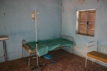 Insuffisance et vétusté chroniques des équipements dans les hôpitaux