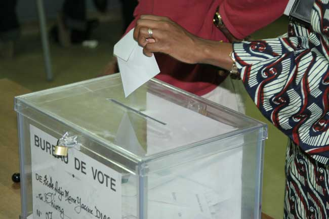 Elections locales : Une vaste coalition de l'opposition en perspective