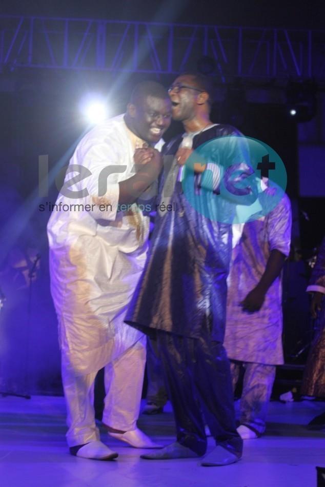 Balla Gaye 2, guest star de la soirée de Youssou Ndour au Cices