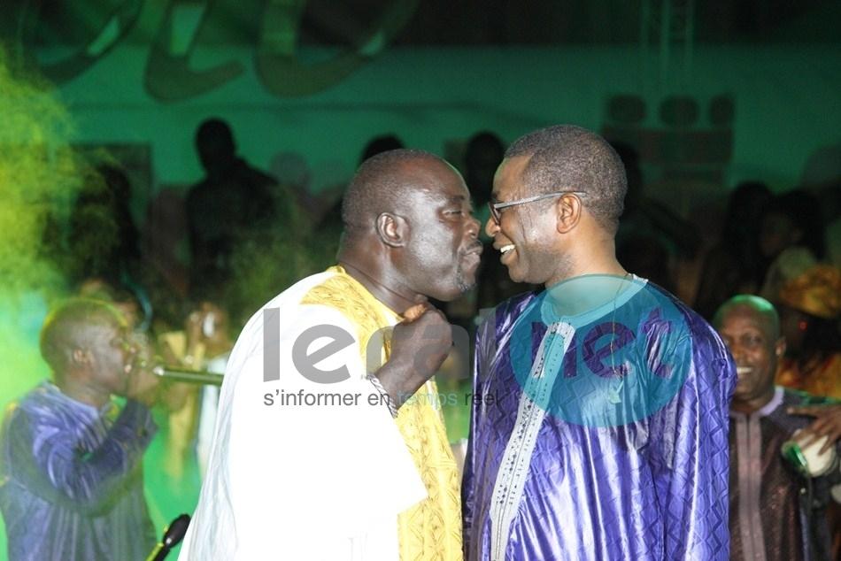 Khadim Samb a assisté au retour sur scène de Youssou Ndour