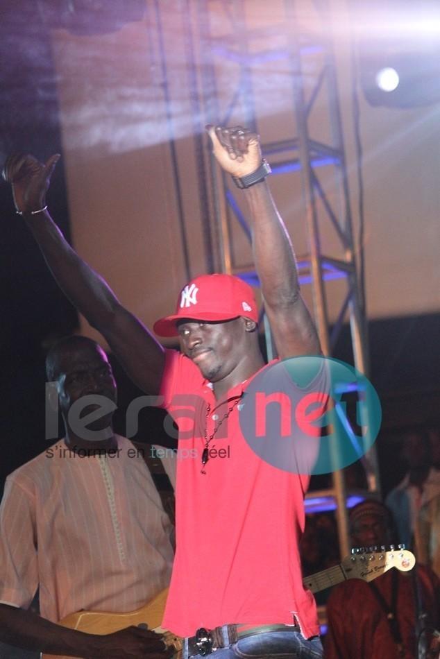 Papis Demba Cissé à la soirée de Youssou Ndour