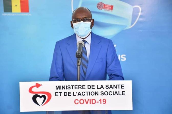 Covid-19 au Sénégal: La fin de la diffusion en direct du point quotidien annoncée