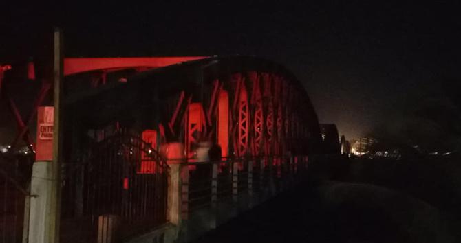 """Saint-Louis / Éclairage défaillant sur les ponts: La """"vétusté des installations électriques"""" accusée"""