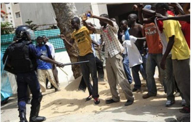 Nouveaux affrontements à Dougar: Un jeune touché par balle et 24 personnes arrêtées