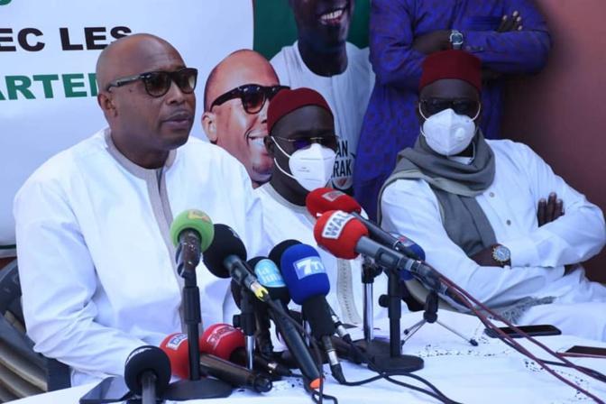 Elections locales: Barthélémy Dias s'attaque à Macky Sall et annonce sa candidature à la Mairie de Dakar