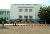 UCAD : Journée morte à la Faculté des Sciences juridiques et politiques