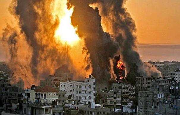 Gaza et Mosquee Al Aqsa, Crime contre l'humanité: Le silence coupable des dirigeants arabes