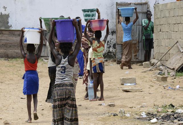 Toujours privées d'eau et d'électricité: Ces parties du monde rural qui crient leur ras-le bol