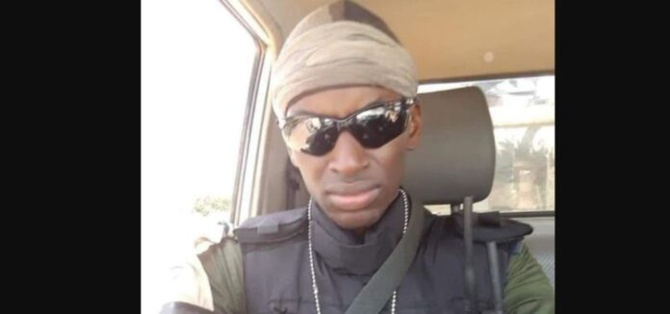 Suite à son arrêt de rigueur: Capitaine Touré muté à la réserve de commandement de la Gendarmerie