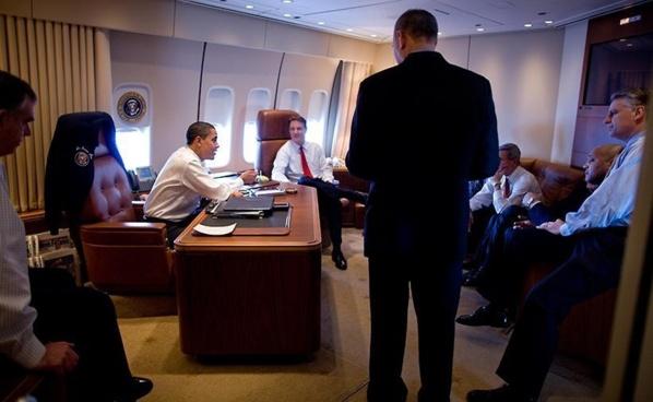 Visite du Président Obama au Sénégal (Ameth GUISSE)