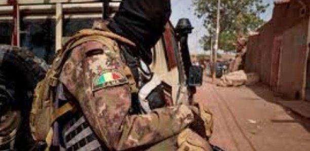 Mali / Tentative de mutinerie: La garnison de Kati encerclée, des diplomates évacués