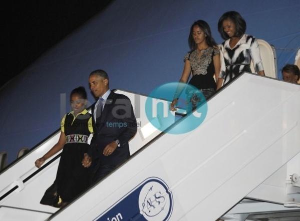 Obama Africa Trip Kicks Off In Senegalese
