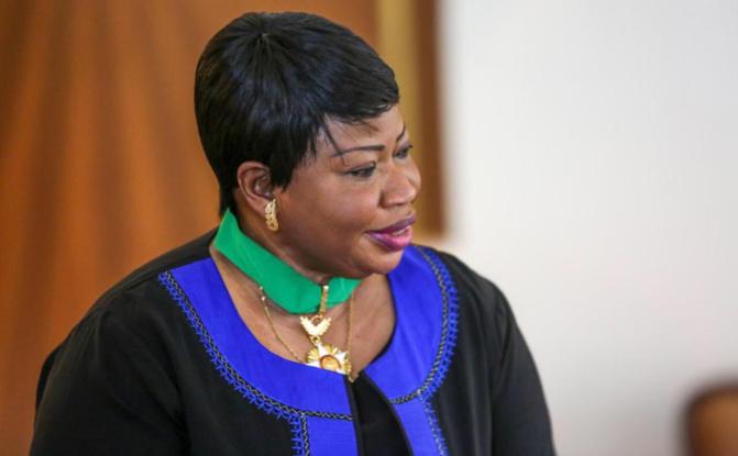 """Plainte de Sonko contre l'Etat: Fatou Bensouda: """"On parle plutôt de communiqué..."""""""