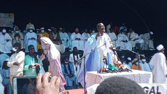 Dame Mbodji avertit Macky Sall et les députés: