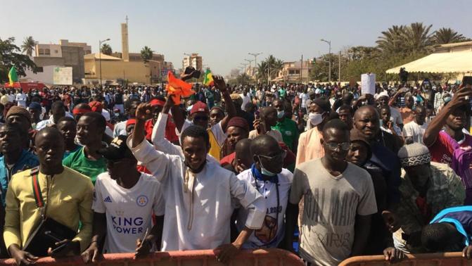 Criminalisation de l'homosexualité: Ousmane Sonko choisi pour porter le combat