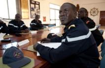 Brigade nationale des sapeurs-pompiers : Manœuvres autour du fauteuil du Général Diawara