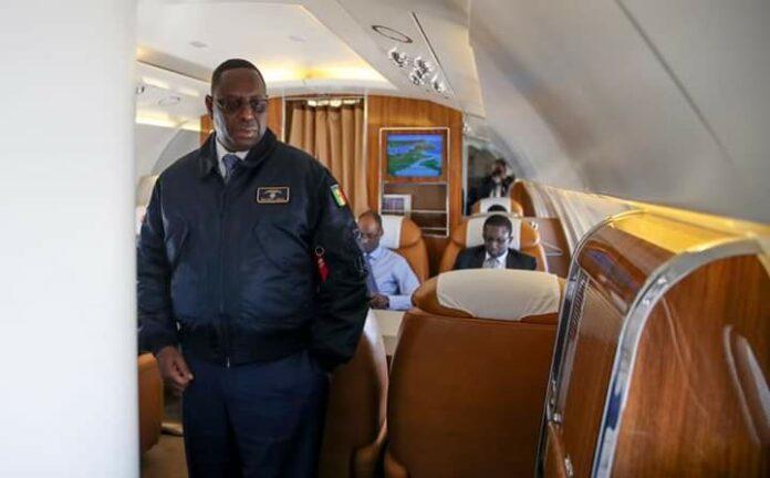 Enfin ! Un nouvel avion de commandement présidentiel réceptionné en juillet prochain
