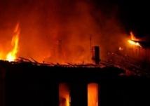 Mbour : Deux magasins de marchandises partent en fumée