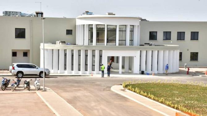 Macky Sall à Kaffrine et Kédougou: Des infrastructures pour un investissement de plus de 50 milliards FCfa, inaugurées